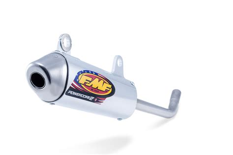 fmf racing powercore 2 yamaha yz125 02 14 2 stroke muffler silencer 024009 ebay