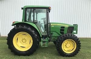 John Deere 6330 Utility Tractor Maintenance Guide  U0026 Parts List