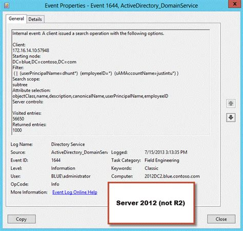 Directory Services Component Updates  Microsoft Docs