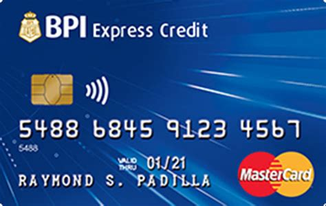 Announcement as of october 9, 2020 we are pleased to announce the upcoming changes in the rates and fees for bpi and bpi family savings bank credit cards effective november 3, 2020: Best Credit Card for First Timers in the Philippines ~ iFranchise.ph