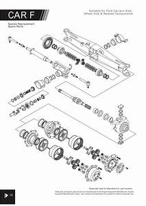 4wd Carraro Axle Suitable For Ford  Page 20