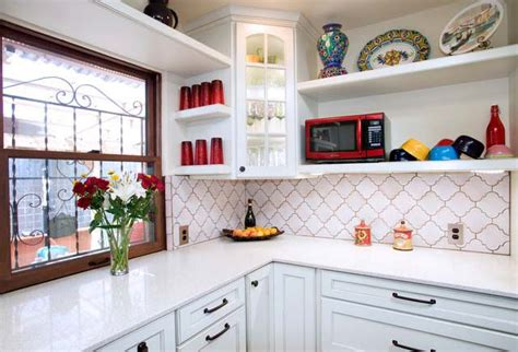 Country Kitchen Backsplash : Kitchen Sweet French Country Style In Austin