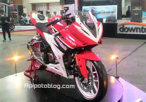 Modifikasi Cbr150 by Foto Modifikasi Honda Cbr150r Apipotoblog