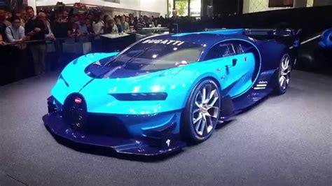 Bugatti Chiron Gt Vision by Bugatti Chiron Vision Gran Turismo