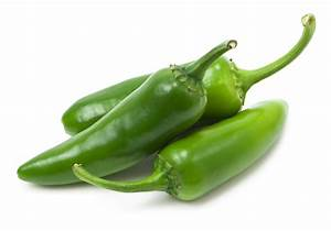 Jalapeno Peppers Health Benefits - Good Whole Food
