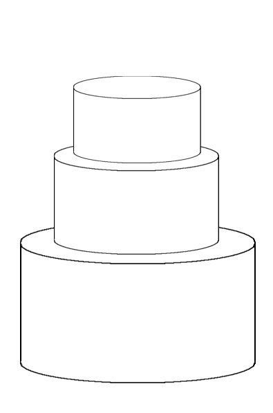cake template cake template on templates sketches and cake templates