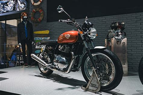 Royal Enfield Interceptor 650 Picture by Royal Enfield Interceptor 650 India Launch Price Engine