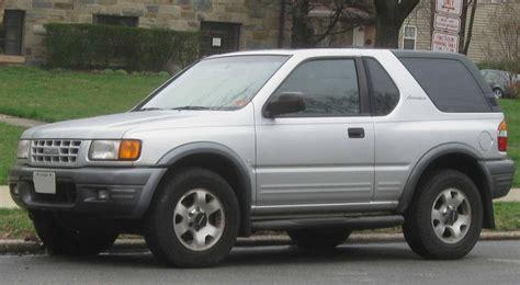 vehicle repair manual 2001 isuzu rodeo on board diagnostic system 2001 isuzu rodeo ls 4dr suv 3 2l v6 4x4 manual