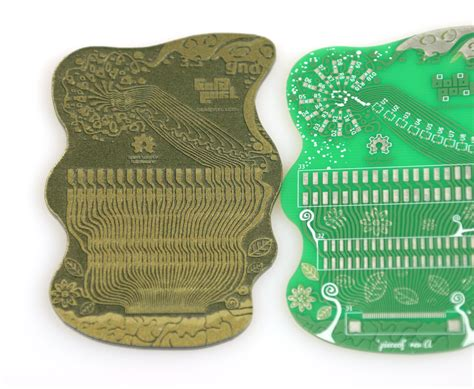 Laser Cutting Circuit Board Mock Ups Makespace