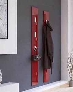 Porte Manteau Mural Design : porte manteau design 5 couleurs ciel et terre ~ Teatrodelosmanantiales.com Idées de Décoration