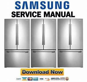 Samsung Rf261beaesr Service Manual  U0026 Repair Guide
