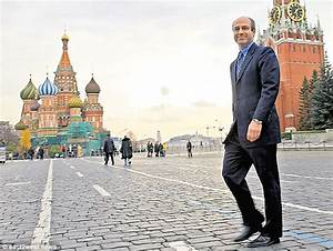 Putin 'enemy' Bill Browder is freed after being detained ...