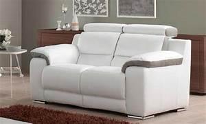 canape relax pas cher salon trouvez votre canape With canapé cuir relax electrique 3 places monsieur meuble