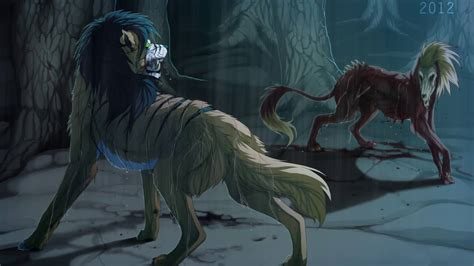 Anime Wolves~ Dead To Me