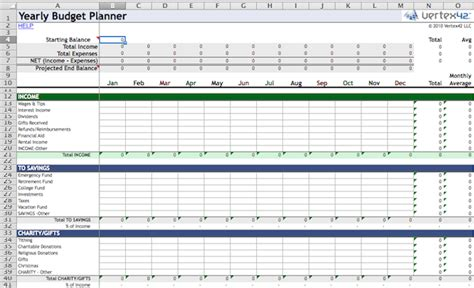 helpful spreadsheet templates   manage  finances