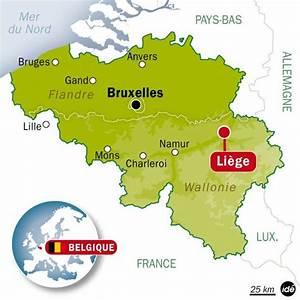 Carte Du Monde En Liège : info liege belgique carte ~ Teatrodelosmanantiales.com Idées de Décoration