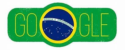 Brazil National Google Rugby Independence Brasil Doodles