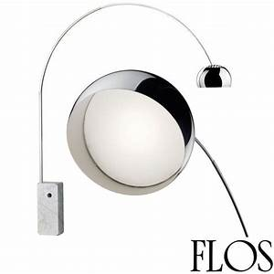 flos arco led floor lamp f0303000 achille castiglioni made With flos arco floor lamp led