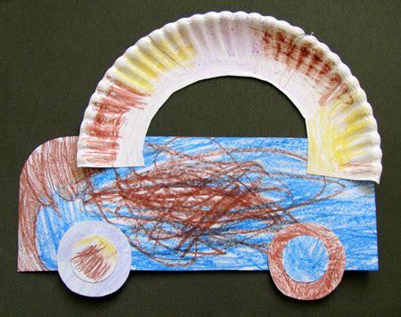 car craft projects  preschoolers