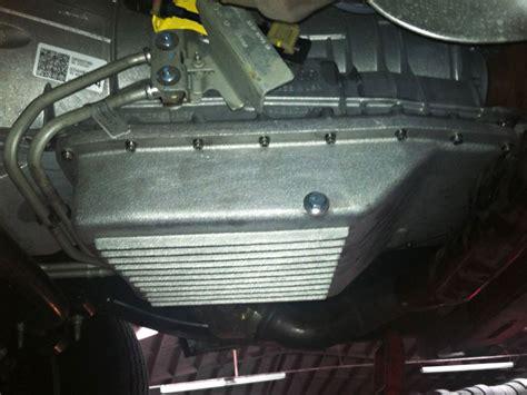 pml ford  deep transmission pan