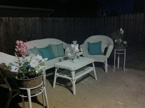 shabby chic patio furniture not so shabby shabby chic patio furniture face lift
