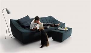 Canape Design Et Confortable : canape design tres confortable ~ Teatrodelosmanantiales.com Idées de Décoration