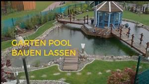 Pool Bauen Lassen Preis : garten pool bauen lassen youtube ~ Markanthonyermac.com Haus und Dekorationen