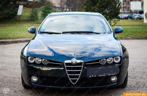Alfa Romeo 159 Second Hand, 2007, $17000, Diesel