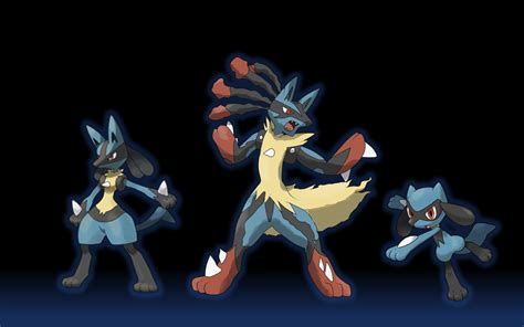 pok 233 mon lucario wallpapers wallpaper cave