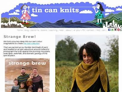 Ravelry Tin Knits Patterns Books Knitting Pattern