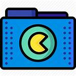 Folder Games Icon Mame Folders Roms Atari
