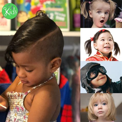 Top Kids Hairstyles 2018 Best Back to School Haircuts