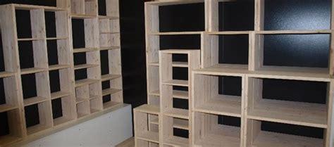 libreria legno grezzo libreria in legno grezzo trattamento marmo cucina