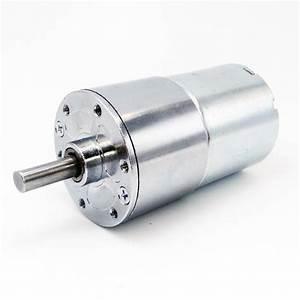 Dc Motor 24v Ga37rg 12v Dc Gear Motor