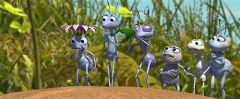 bugs life  disney  pixar canon disneyclipscom