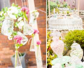 shabby chic wedding shower decor shabby chic vintage high tea party bridal shower girl