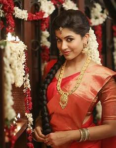 South Indian Bride Hairstyle Ideas Top Best South Indian