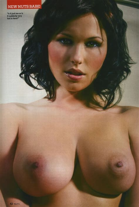 Hot Picture With Stunning Ash Brown Jugs Sk111