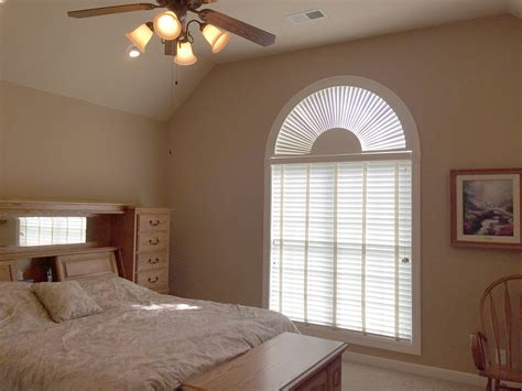 cover arched windows   budget  clarksville