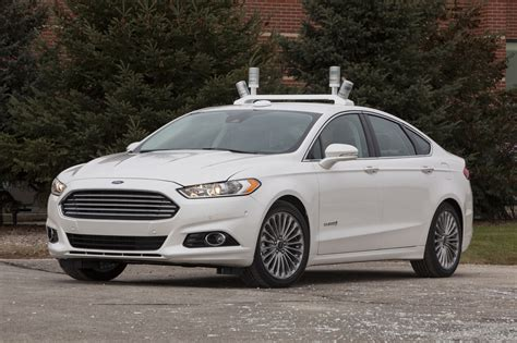 ford driverless car to hit california roads la times