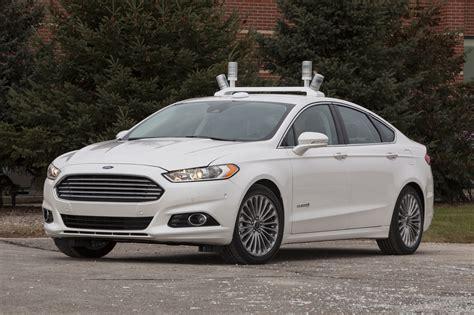 Ford Driverless Car To Hit California Roads