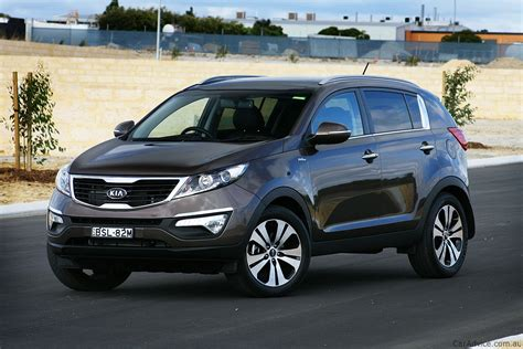 Kia Sprotage by Kia Sportage Review Photos Caradvice
