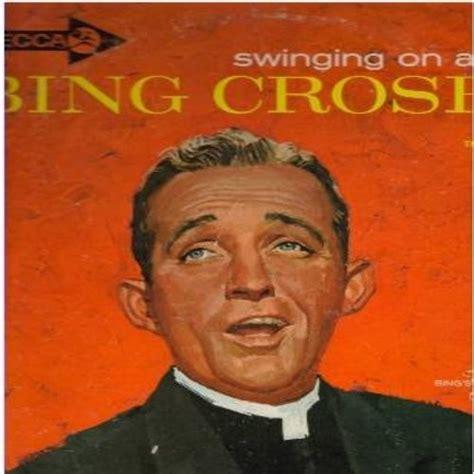 swing on a crosby 歌詞和訳 swinging on a going my way crosby 星に