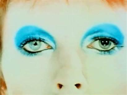 Bowie David Eyes Mars Ziggy Stardust Ojos
