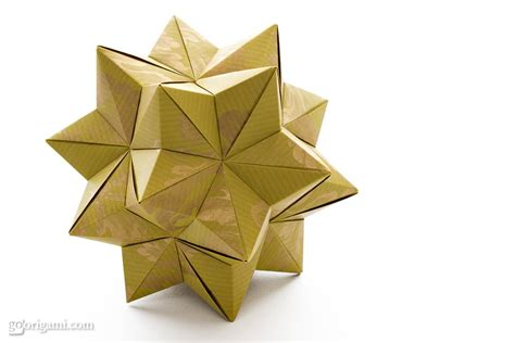 how to make 3d star and balls search results for how to make 3d origami calendar 2015