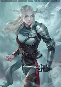 fantasy, art, characters