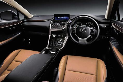 custom lexus is 350 2018 lexus nx300h luxury interior autobics