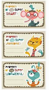 Free Printable Bookplates For The Kids - Seattle Kids