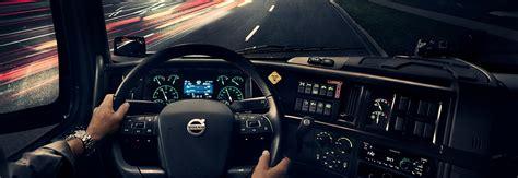 volvo vnr semi truck interior design volvo trucks canada
