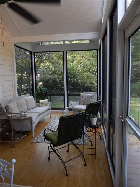 Winterizing A Screened Porch by How To Winterize My Raleigh Screened In Porch Archadeck